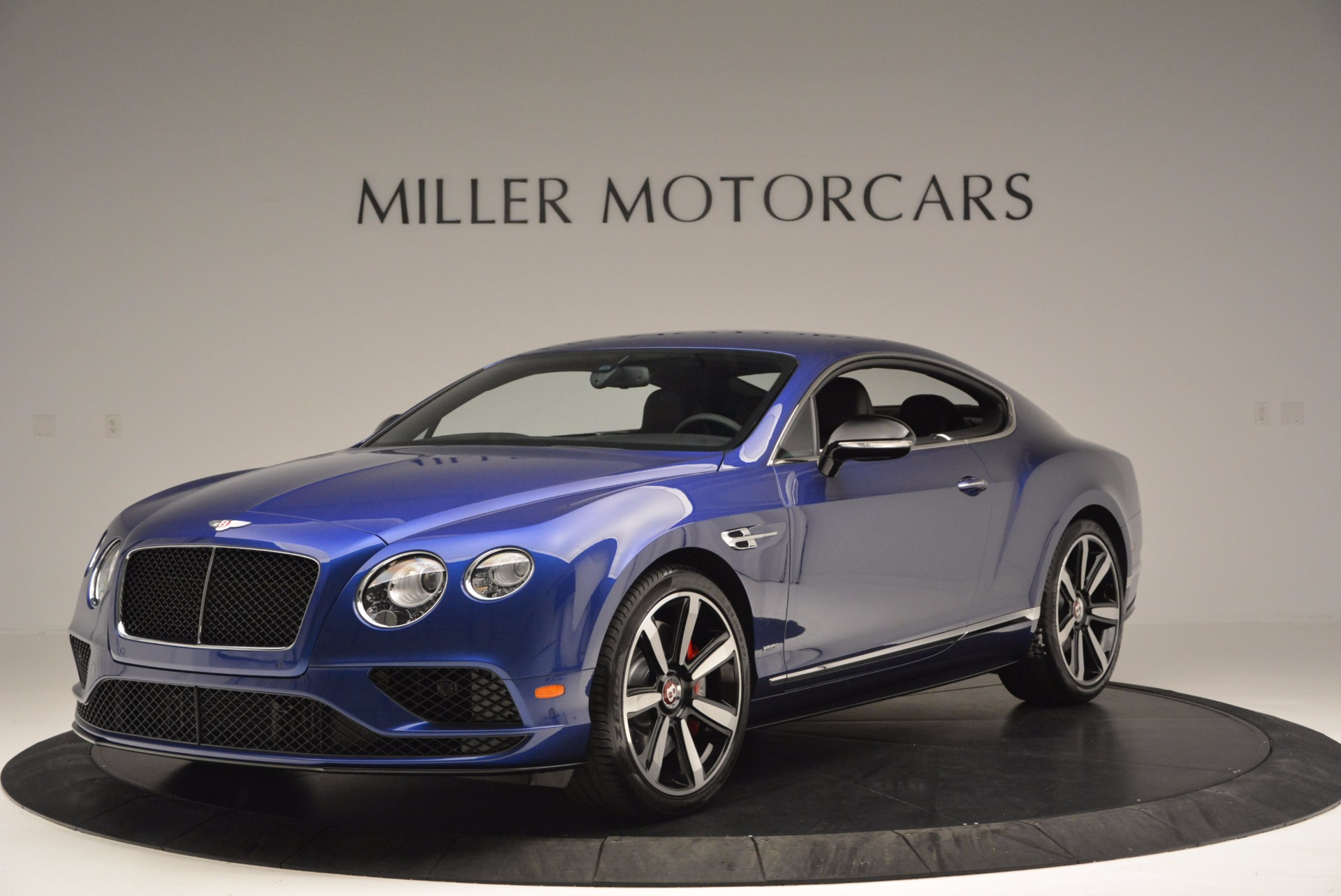 Used 2017 Bentley Continental GT V8 S for sale $146,900 at Rolls-Royce Motor Cars Greenwich in Greenwich CT 06830 1