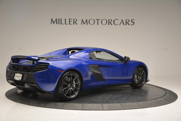 Used 2016 McLaren 650S Spider for sale Sold at Rolls-Royce Motor Cars Greenwich in Greenwich CT 06830 17