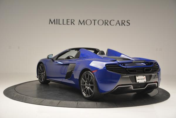 Used 2016 McLaren 650S Spider for sale Sold at Rolls-Royce Motor Cars Greenwich in Greenwich CT 06830 5