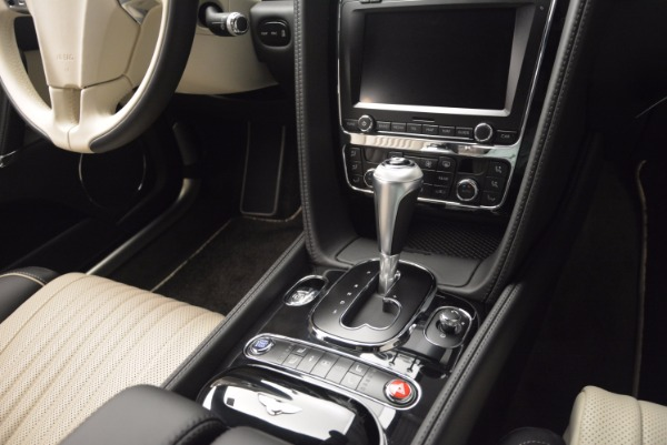 New 2017 Bentley Flying Spur V8 S for sale Sold at Rolls-Royce Motor Cars Greenwich in Greenwich CT 06830 26