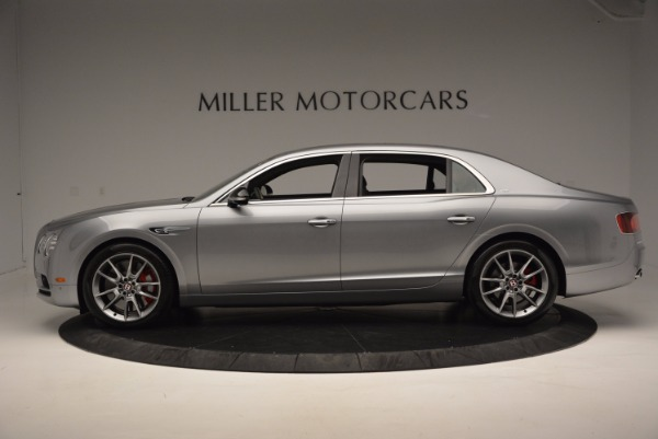 New 2017 Bentley Flying Spur V8 S for sale Sold at Rolls-Royce Motor Cars Greenwich in Greenwich CT 06830 4