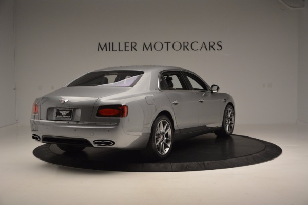 New 2017 Bentley Flying Spur V8 S for sale Sold at Rolls-Royce Motor Cars Greenwich in Greenwich CT 06830 7