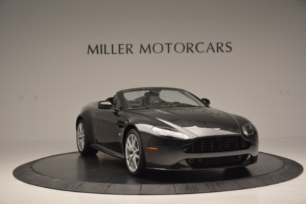 Used 2016 Aston Martin V8 Vantage S Roadster for sale Sold at Rolls-Royce Motor Cars Greenwich in Greenwich CT 06830 10