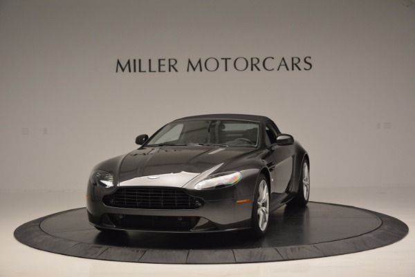 Used 2016 Aston Martin V8 Vantage S Roadster for sale Sold at Rolls-Royce Motor Cars Greenwich in Greenwich CT 06830 13