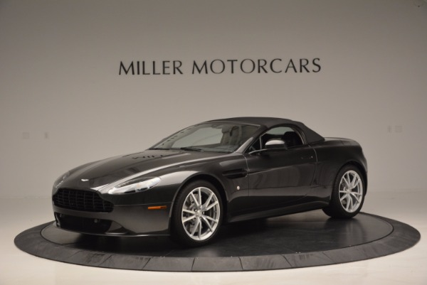 Used 2016 Aston Martin V8 Vantage S Roadster for sale Sold at Rolls-Royce Motor Cars Greenwich in Greenwich CT 06830 14