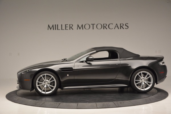 Used 2016 Aston Martin V8 Vantage S Roadster for sale Sold at Rolls-Royce Motor Cars Greenwich in Greenwich CT 06830 15