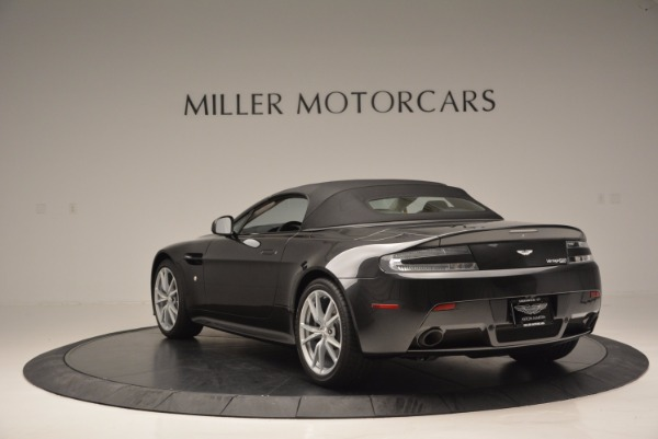 Used 2016 Aston Martin V8 Vantage S Roadster for sale Sold at Rolls-Royce Motor Cars Greenwich in Greenwich CT 06830 17
