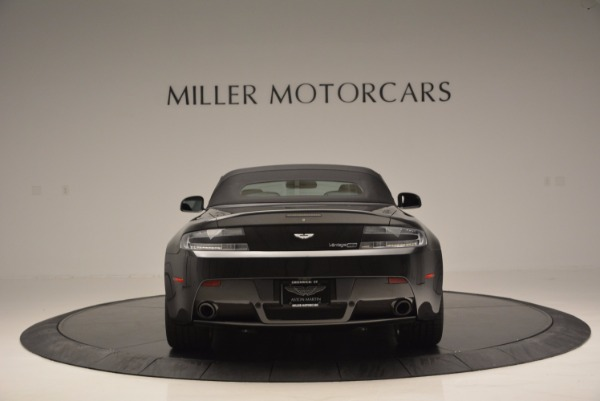 Used 2016 Aston Martin V8 Vantage S Roadster for sale Sold at Rolls-Royce Motor Cars Greenwich in Greenwich CT 06830 18