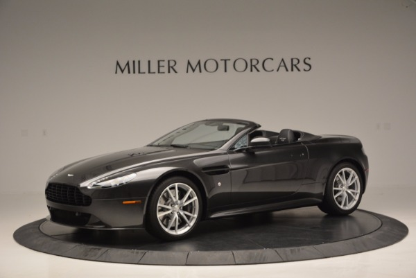 Used 2016 Aston Martin V8 Vantage S Roadster for sale Sold at Rolls-Royce Motor Cars Greenwich in Greenwich CT 06830 2