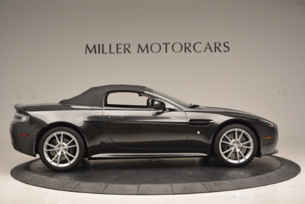 Used 2016 Aston Martin V8 Vantage S Roadster for sale Sold at Rolls-Royce Motor Cars Greenwich in Greenwich CT 06830 21