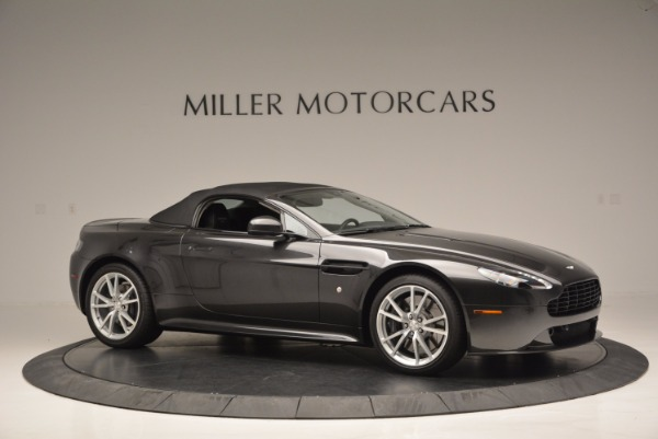 Used 2016 Aston Martin V8 Vantage S Roadster for sale Sold at Rolls-Royce Motor Cars Greenwich in Greenwich CT 06830 22