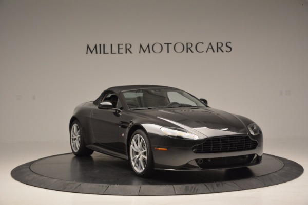 Used 2016 Aston Martin V8 Vantage S Roadster for sale Sold at Rolls-Royce Motor Cars Greenwich in Greenwich CT 06830 23