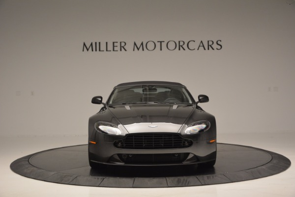 Used 2016 Aston Martin V8 Vantage S Roadster for sale Sold at Rolls-Royce Motor Cars Greenwich in Greenwich CT 06830 24