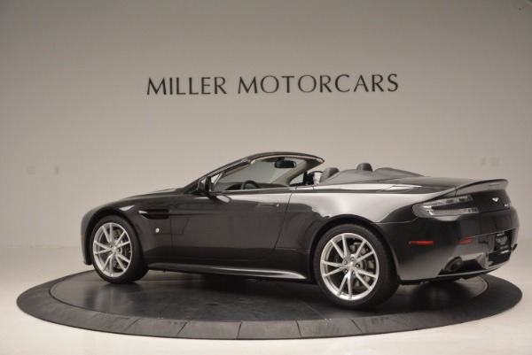 Used 2016 Aston Martin V8 Vantage S Roadster for sale Sold at Rolls-Royce Motor Cars Greenwich in Greenwich CT 06830 4
