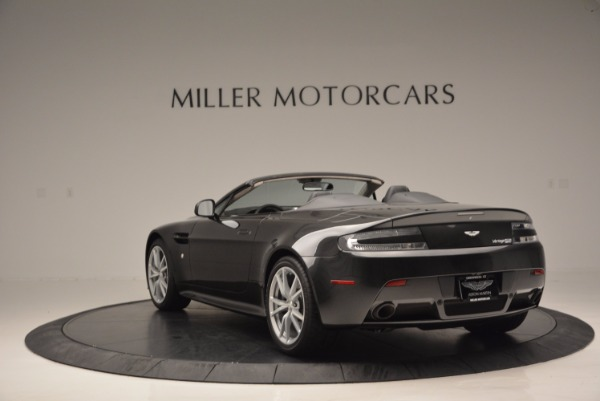 Used 2016 Aston Martin V8 Vantage S Roadster for sale Sold at Rolls-Royce Motor Cars Greenwich in Greenwich CT 06830 5