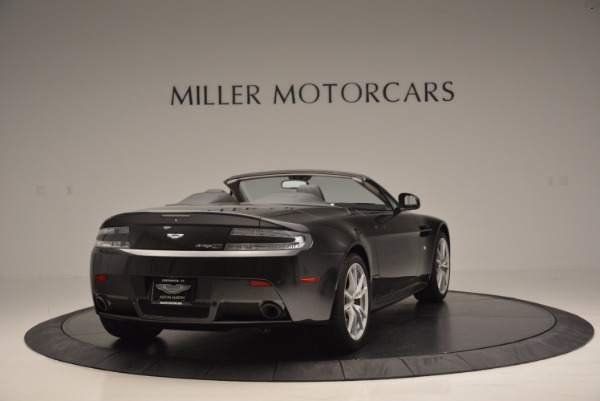 Used 2016 Aston Martin V8 Vantage S Roadster for sale Sold at Rolls-Royce Motor Cars Greenwich in Greenwich CT 06830 6