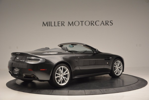 Used 2016 Aston Martin V8 Vantage S Roadster for sale Sold at Rolls-Royce Motor Cars Greenwich in Greenwich CT 06830 7