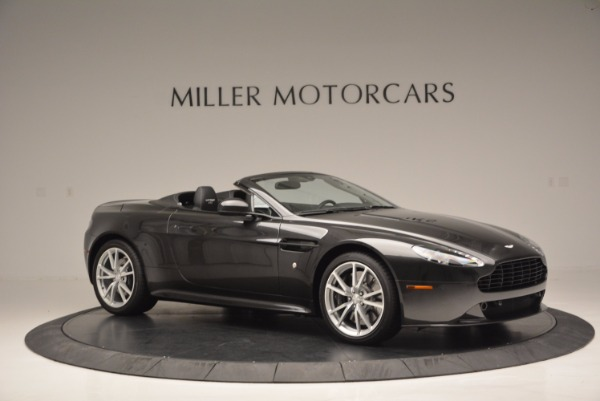 Used 2016 Aston Martin V8 Vantage S Roadster for sale Sold at Rolls-Royce Motor Cars Greenwich in Greenwich CT 06830 9