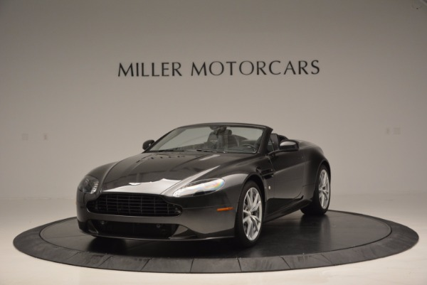Used 2016 Aston Martin V8 Vantage S Roadster for sale Sold at Rolls-Royce Motor Cars Greenwich in Greenwich CT 06830 1