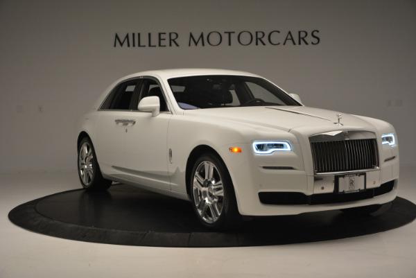Used 2016 Rolls-Royce Ghost Series II for sale Sold at Rolls-Royce Motor Cars Greenwich in Greenwich CT 06830 12