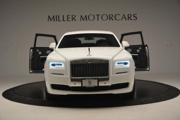 Used 2016 Rolls-Royce Ghost Series II for sale Sold at Rolls-Royce Motor Cars Greenwich in Greenwich CT 06830 14