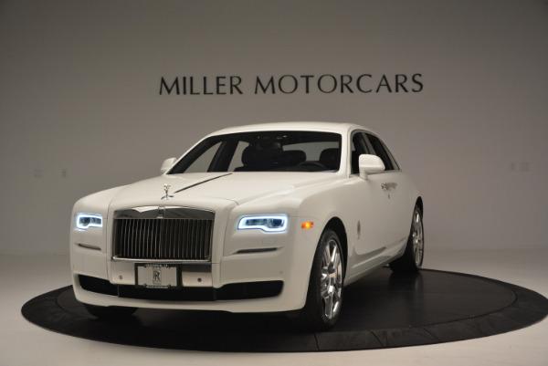 Used 2016 Rolls-Royce Ghost Series II for sale Sold at Rolls-Royce Motor Cars Greenwich in Greenwich CT 06830 2