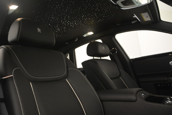 Used 2016 Rolls-Royce Ghost Series II for sale Sold at Rolls-Royce Motor Cars Greenwich in Greenwich CT 06830 28