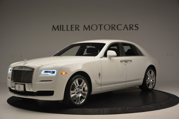 Used 2016 Rolls-Royce Ghost Series II for sale Sold at Rolls-Royce Motor Cars Greenwich in Greenwich CT 06830 3