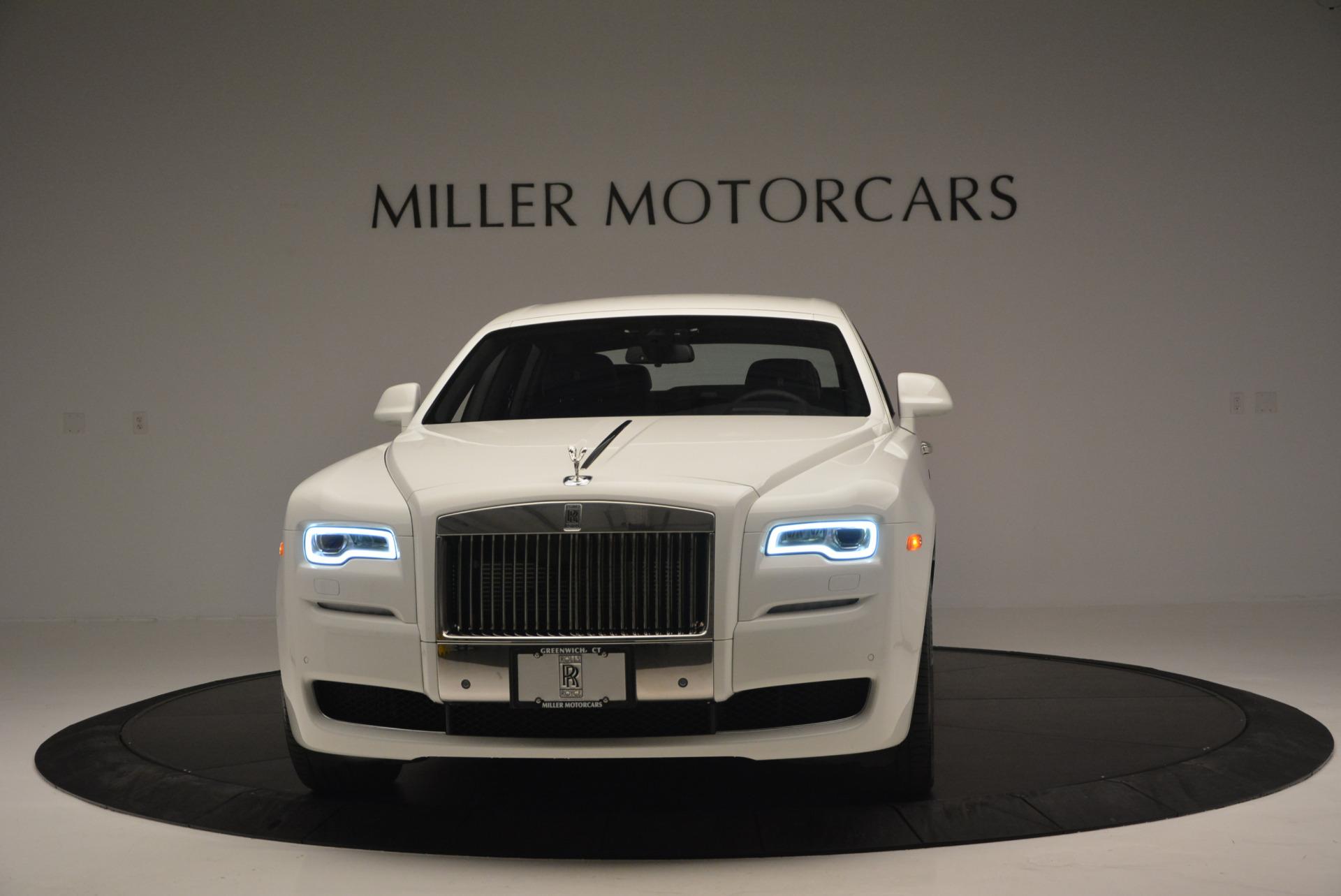 Used 2016 Rolls-Royce Ghost Series II for sale Sold at Rolls-Royce Motor Cars Greenwich in Greenwich CT 06830 1