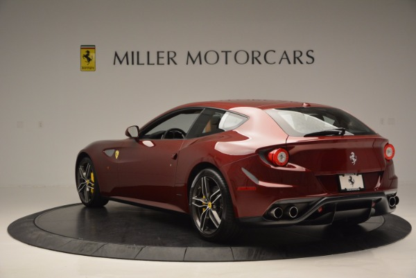 Used 2015 Ferrari FF for sale Sold at Rolls-Royce Motor Cars Greenwich in Greenwich CT 06830 8