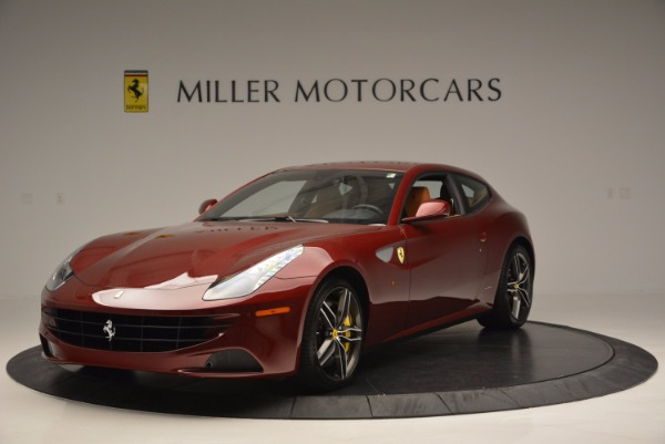 Used 2015 Ferrari FF for sale Sold at Rolls-Royce Motor Cars Greenwich in Greenwich CT 06830 1