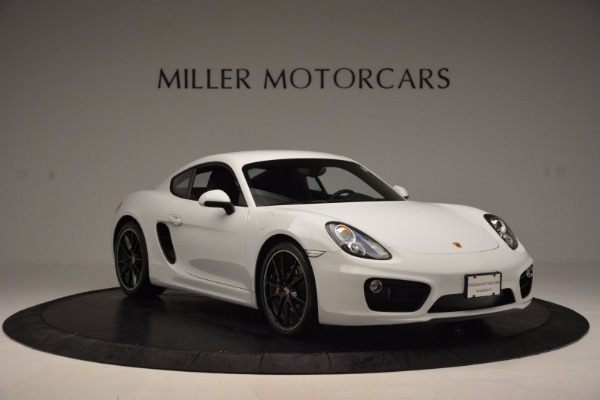 Used 2014 Porsche Cayman S for sale Sold at Rolls-Royce Motor Cars Greenwich in Greenwich CT 06830 11