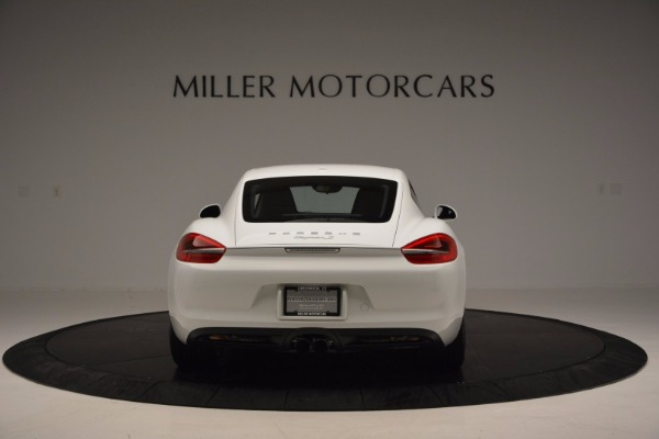 Used 2014 Porsche Cayman S for sale Sold at Rolls-Royce Motor Cars Greenwich in Greenwich CT 06830 6