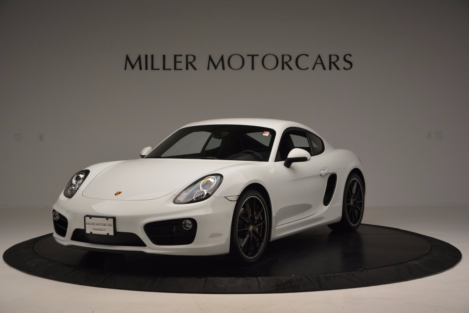 Used 2014 Porsche Cayman S for sale Sold at Rolls-Royce Motor Cars Greenwich in Greenwich CT 06830 1