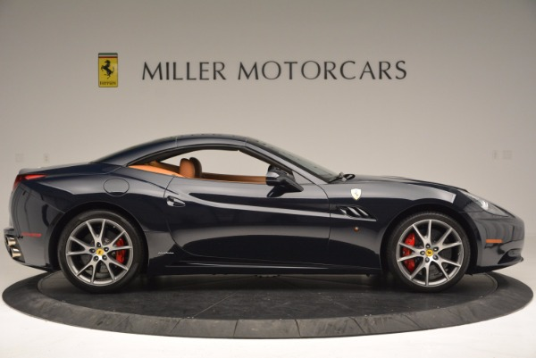 Used 2010 Ferrari California for sale Sold at Rolls-Royce Motor Cars Greenwich in Greenwich CT 06830 21