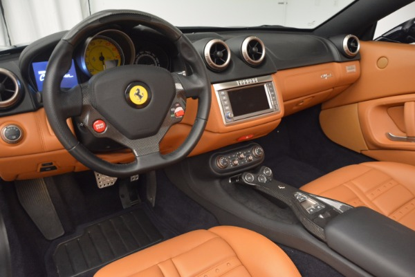 Used 2010 Ferrari California for sale Sold at Rolls-Royce Motor Cars Greenwich in Greenwich CT 06830 25