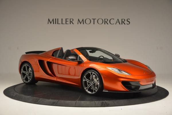Used 2013 McLaren MP4-12C Base for sale Sold at Rolls-Royce Motor Cars Greenwich in Greenwich CT 06830 10