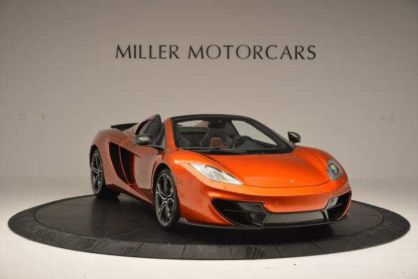 Used 2013 McLaren MP4-12C Base for sale Sold at Rolls-Royce Motor Cars Greenwich in Greenwich CT 06830 11