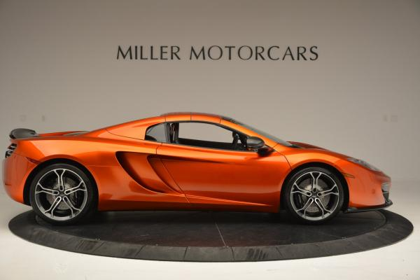 Used 2013 McLaren MP4-12C Base for sale Sold at Rolls-Royce Motor Cars Greenwich in Greenwich CT 06830 18