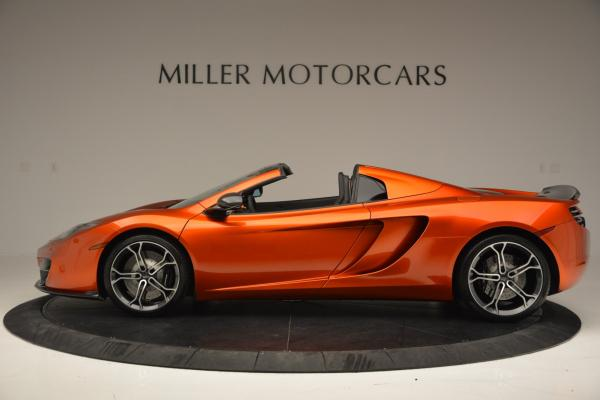 Used 2013 McLaren MP4-12C Base for sale Sold at Rolls-Royce Motor Cars Greenwich in Greenwich CT 06830 3