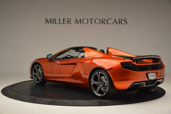 Used 2013 McLaren MP4-12C Base for sale Sold at Rolls-Royce Motor Cars Greenwich in Greenwich CT 06830 4