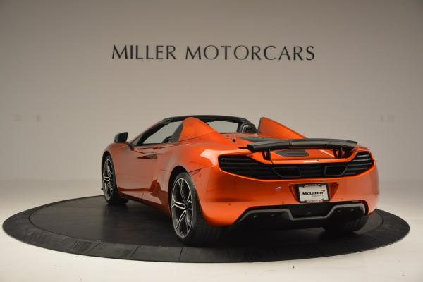 Used 2013 McLaren MP4-12C Base for sale Sold at Rolls-Royce Motor Cars Greenwich in Greenwich CT 06830 5
