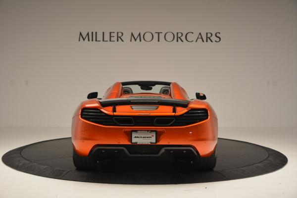 Used 2013 McLaren MP4-12C Base for sale Sold at Rolls-Royce Motor Cars Greenwich in Greenwich CT 06830 6