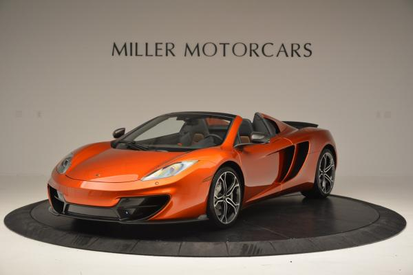 Used 2013 McLaren MP4-12C Base for sale Sold at Rolls-Royce Motor Cars Greenwich in Greenwich CT 06830 1