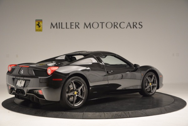 Used 2015 Ferrari 458 Spider for sale Sold at Rolls-Royce Motor Cars Greenwich in Greenwich CT 06830 20