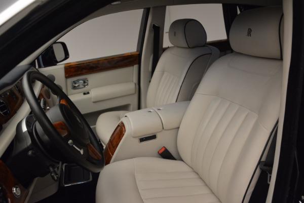 Used 2011 Rolls-Royce Phantom for sale Sold at Rolls-Royce Motor Cars Greenwich in Greenwich CT 06830 11