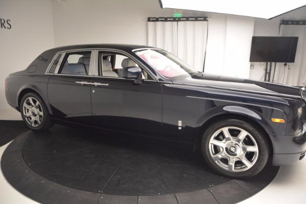 Used 2011 Rolls-Royce Phantom for sale Sold at Rolls-Royce Motor Cars Greenwich in Greenwich CT 06830 7
