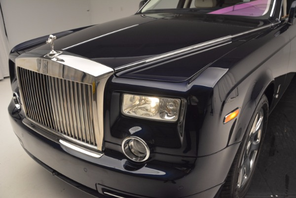 Used 2011 Rolls-Royce Phantom for sale Sold at Rolls-Royce Motor Cars Greenwich in Greenwich CT 06830 8