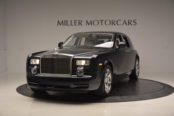 Used 2011 Rolls-Royce Phantom for sale Sold at Rolls-Royce Motor Cars Greenwich in Greenwich CT 06830 1