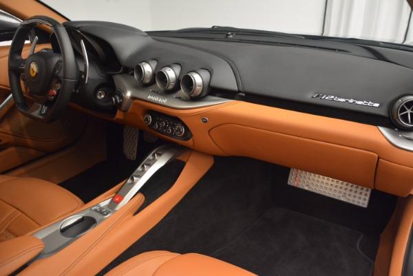 Used 2014 Ferrari F12 Berlinetta for sale Sold at Rolls-Royce Motor Cars Greenwich in Greenwich CT 06830 17